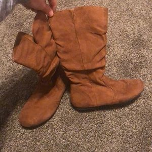 Other - Girls zip up boots size 12